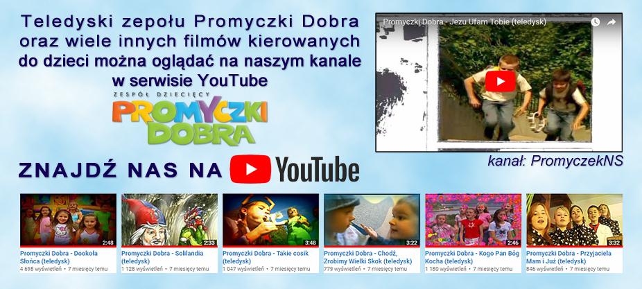 YouTube - PromyczekNS