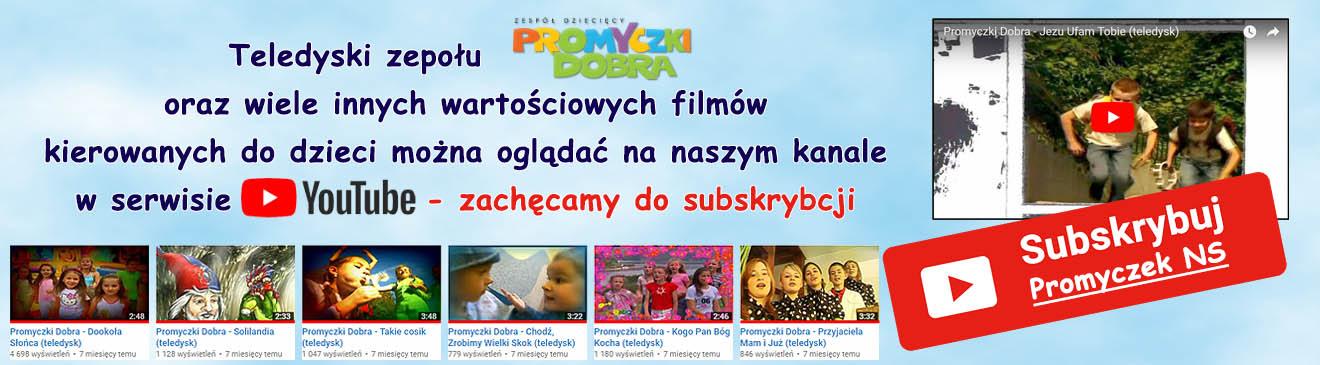 YouTube - PromyczekNS
